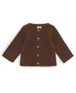 MOHAIR CARDIGAN_JAMES BROWN
