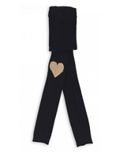 LEGGINGS WITH HEARTS_MARINE PIRATE [17FW-1]