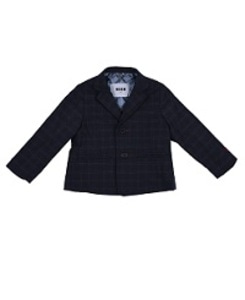 MSGM COLD WOOL JACKET BABY BOY_011890.060