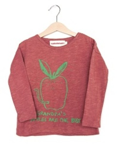 T-SHIRT APPLE & WORM