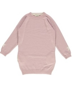 cashmere lris jumper dress_dusty rose
