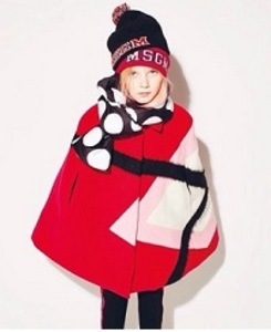MSGM WOOL CAPE GIRL_011516.044
