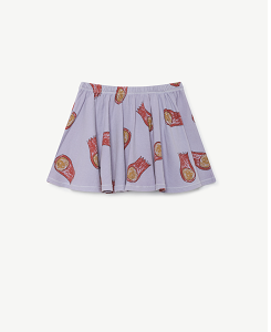 [110]PELICAN KIDS SKIRT 000677-128-GL