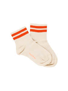 double line socks