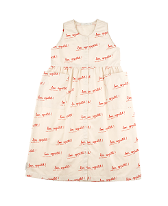 bon appetit wv long tank dress