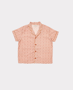 LAGO SHIRT-KALEIDO RED