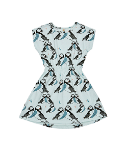 SKYLIGHT PUFFIN DRESS