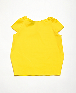 28-SHIRT BARQUE-YELLOW