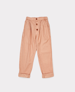 BALTA TROUSER-PEACH