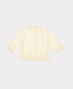 CABRA BLOUSE-PALE YELLOW