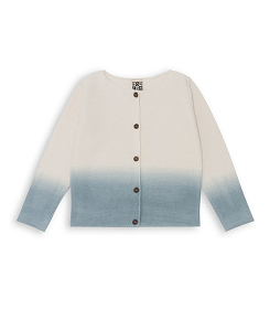 GIRL CARDIGAN TYE AND DYE_BLEU CHARLES