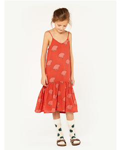 [7]MOUSE KIDS DRESS 000672-121-GE