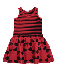 DRESS_Redstripe