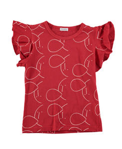 Kids T-SHIRT Unisex_Red