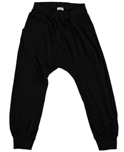 Kids TROUSERS Unisex_Black