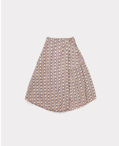 JUPIA SKIRT_KALEIDO BLUE