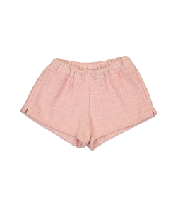SHORT SELMA NELLA_TERRY PALE PINK