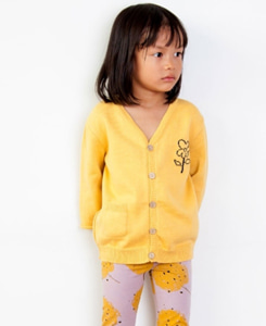 KNITTED JACKET MADI_YELLOW