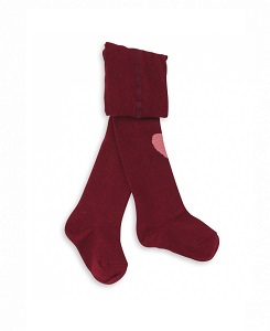 BABY TIGHTS HEART_RUBY