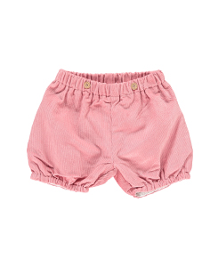 MONTY BLOOMERS _ Dusty Rose Cord