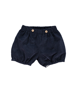 MONTY BLOOMERS _ Navy Cord
