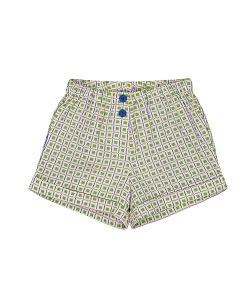 헬로시모네  coline short_jacno green