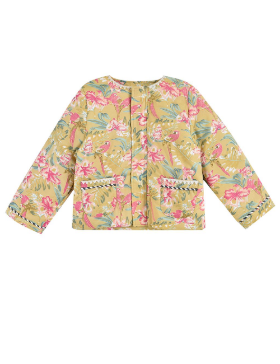 Jacket Soluta Soft Honey Parrots