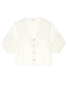[Women] Blouse Amara Off-White