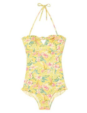 Bathing Suit Bayo (Soft Honey Parrots)