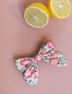 Hair Clip Gila (Pink Meadow)