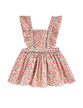 Dress Mistinguette (Pink Meadow)