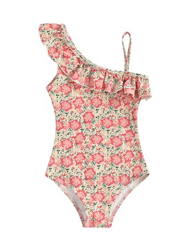 [pre-Bathing Suit Audrey Pink Meadow